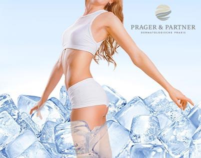 Kryolipolyse / Coolsculpting, Ästhetische Dermatologie - Praxis Prager und Partner in Hamburg