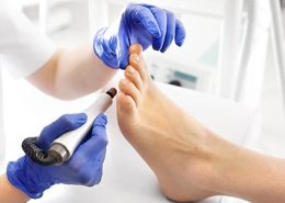 Medizinische Fußpflege, Podologie - Praxis Prager und Partner