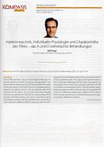 Dr. Welf Prager - Wissenschaftliche Veröffentlichungen